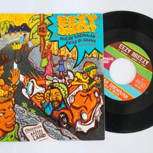 Vinyl For Sale Eezy Breezy Micah Shemiah Exile Di Brave