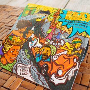 Vinyl For Sale Eezy Breezy Micah Shemiah Exile Di Brave 2